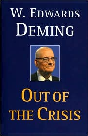 Out of the Crisis by Deming