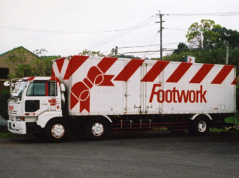 Footwork Truck