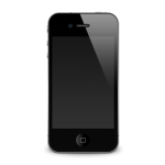 iphone 4G shadow