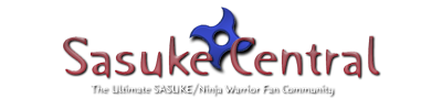 SASUKE-Ninja Warrior Banner Image
